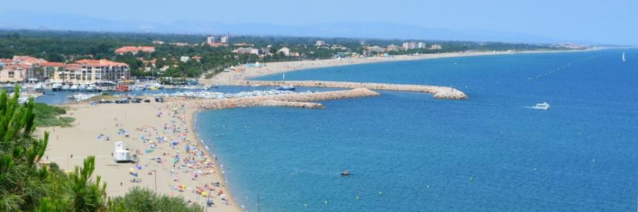 vue argeles-sur-mer