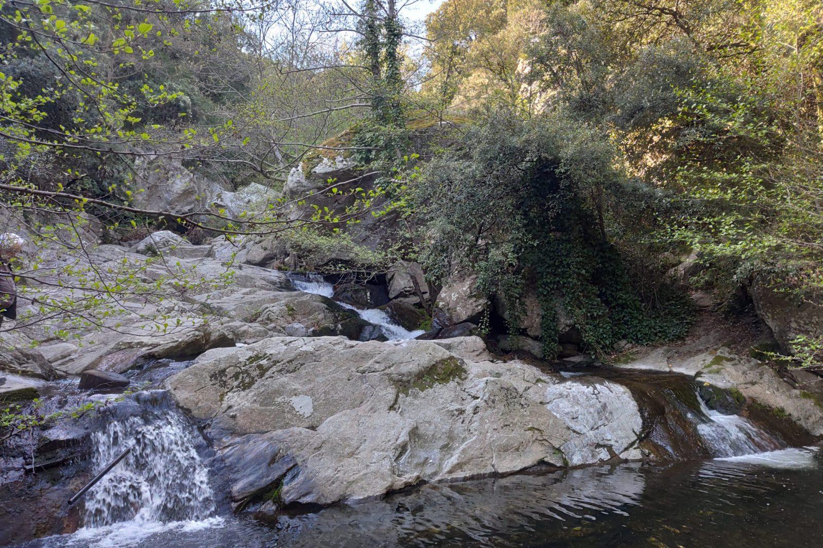 vue riviere laroque